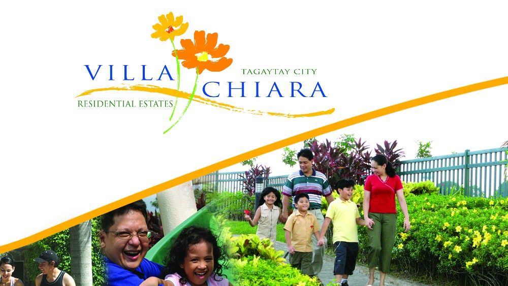 Residential Lot Villa Chiara Tagaytay in Tagaytay
