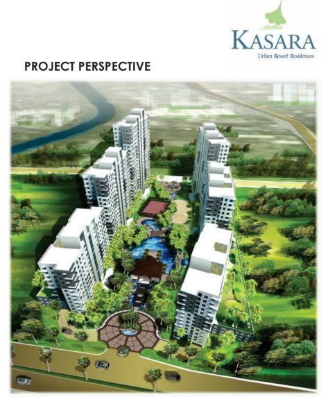 Kasara Urban Resort Residences in Pasig