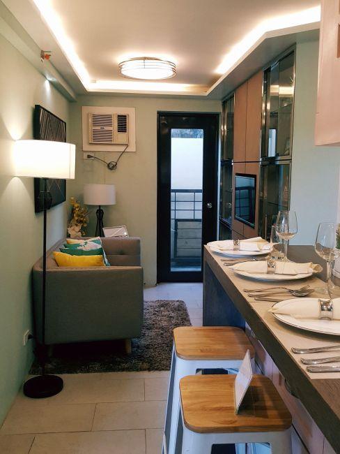 Condominium 1 Bedroom Unit in Hacienda Balai at Quezon City, Metro Manila in Quezon City
