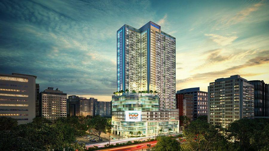 Condominium 100 West in Makati