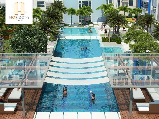 Condominium Horizon 101 in Cebu