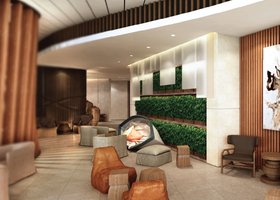 Condominium The Rise Makati in Makati