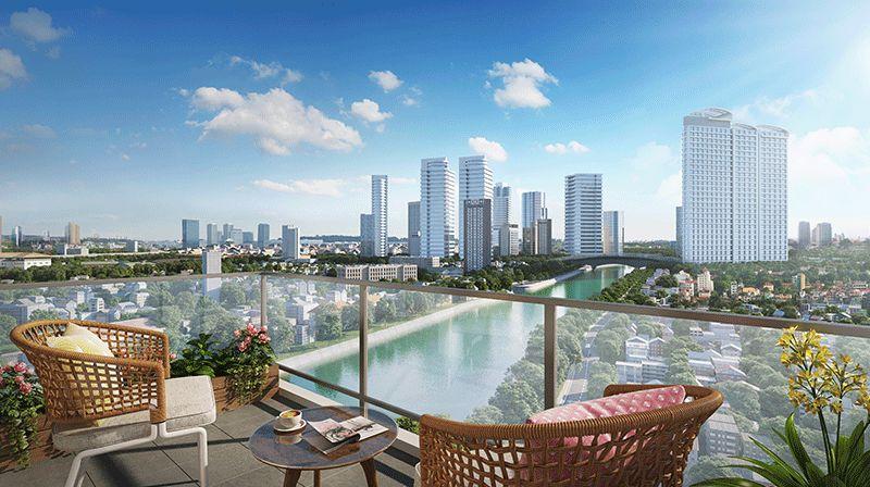 Condominium 1 Bedroom Unit in River Park Place in Mandaluyong