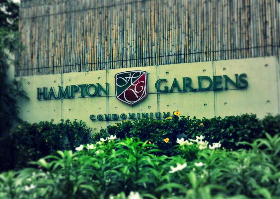 Condominium Hampton Gardens in Pasig