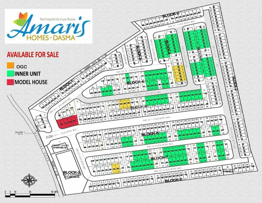 House and Lot Amaris Homes in Dasmariñas