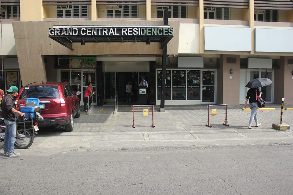 Condominium Grand Central Residences in Mandaluyong