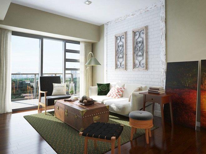 Condominium 2 Bedroom Unit in Sandstone at Portico  in Pasig
