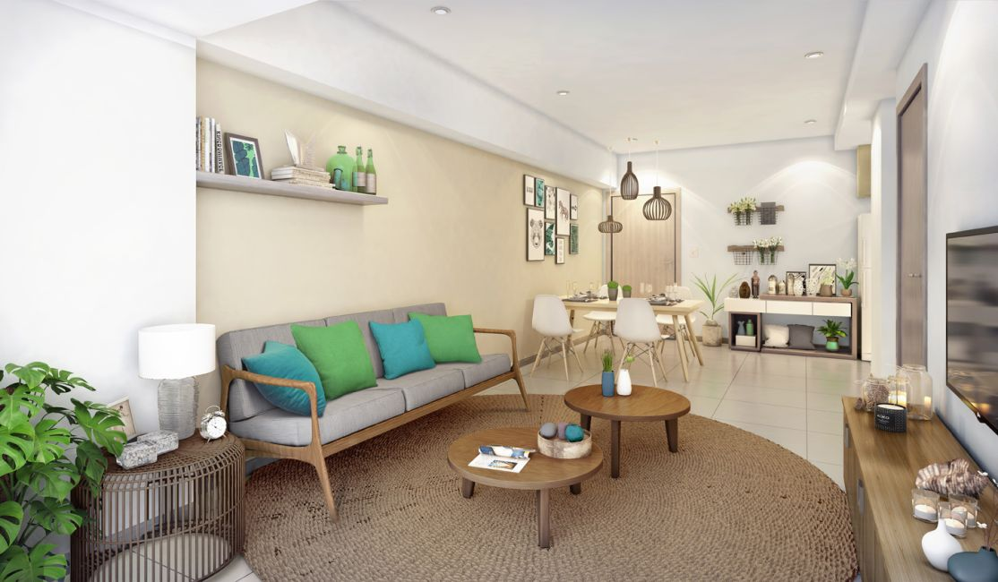 Condominium 1 Bedroom - Palatine at Solinea in Cebu