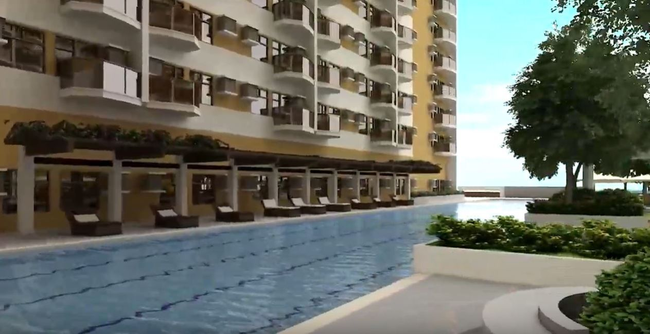 Condominium The Radiance Manila Bay in Pasay