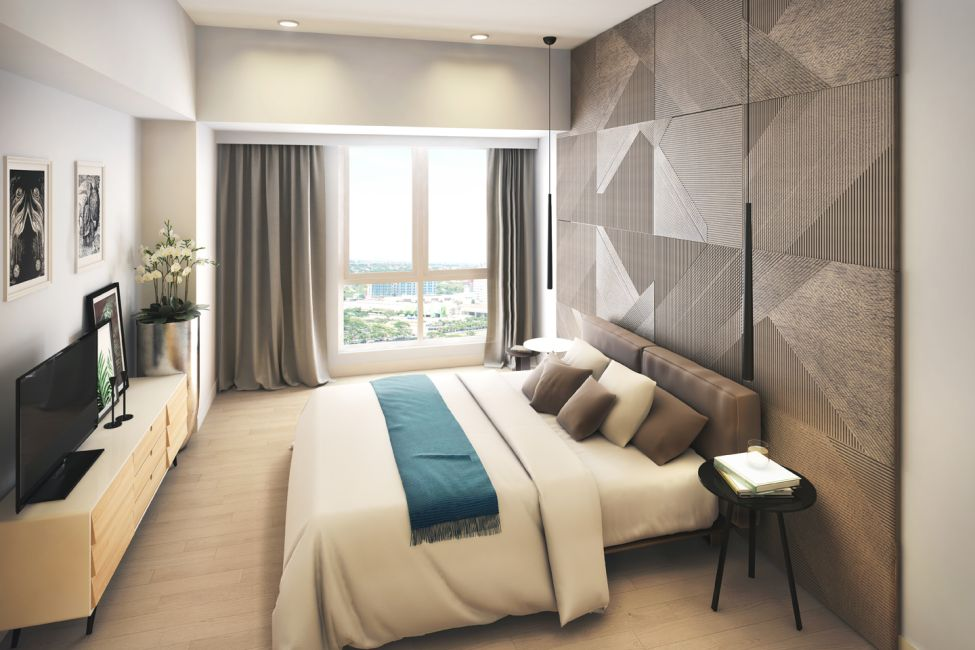Condominium 3 Bedroom - Palatine at Solinea in Cebu