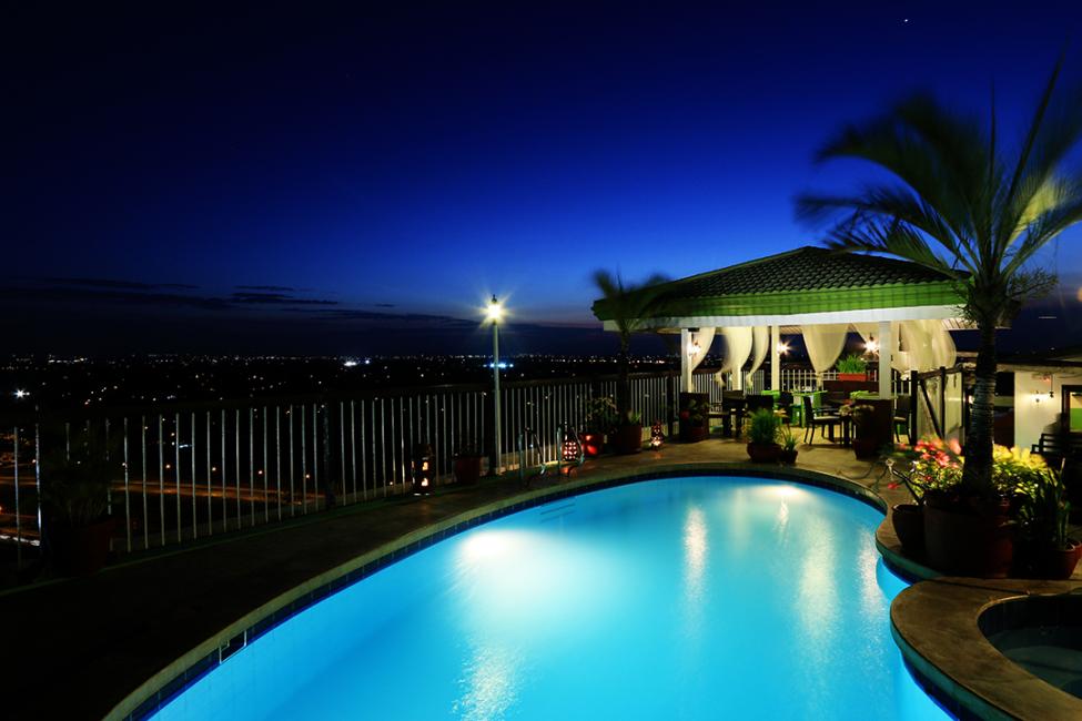Hotel Parque España in Muntinlupa