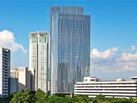 Serviced Office Zuellig Building in Makati