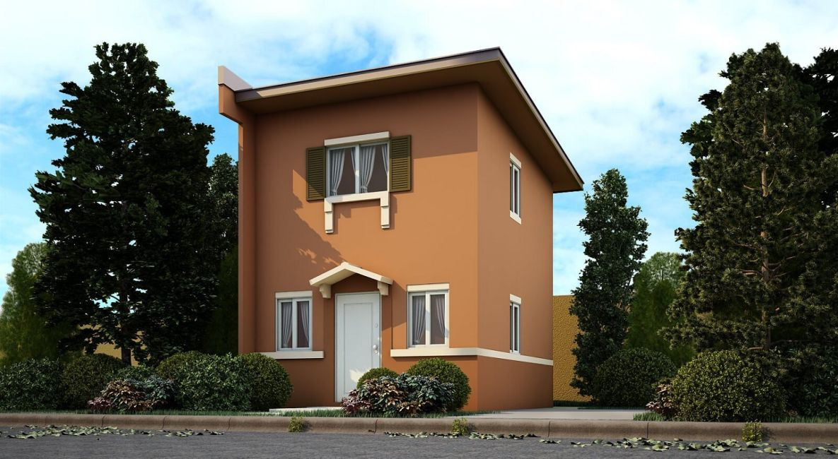 House and Lot 2 Bedrooms House and Lot at Camella Lessandra Calamba (Frielle Model) in Calamba