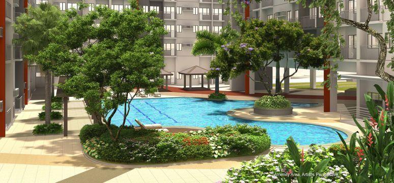Condominium Bloom Residences in Parañaque