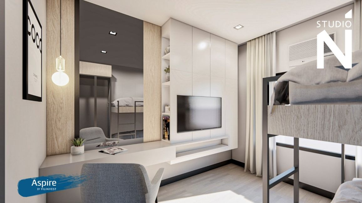 Condominium Studio N in Muntinlupa