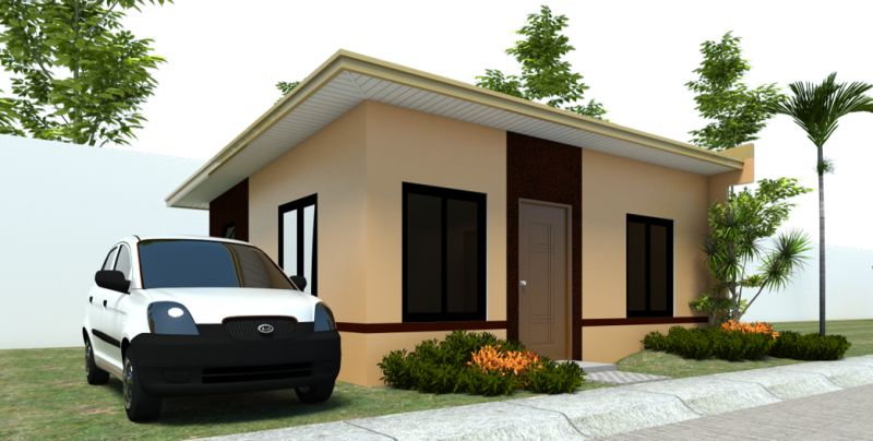 House and Lot 1 Bedroom Unit House and Lot in Bria Homes Ormoc  in Ormoc