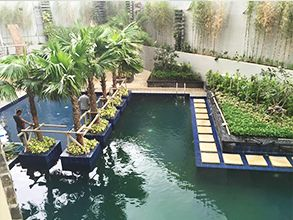Condominium Sunshine 100 in Mandaluyong