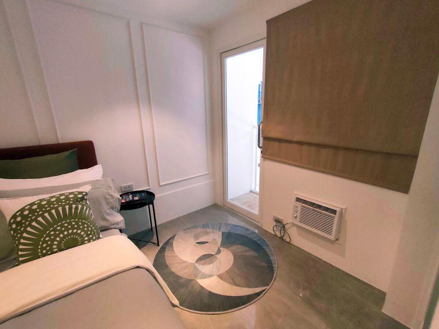 Condominium 1 Bedroom Unit for sale at Victoria Sports Tower in Quezon City Metro Manila in Quezon City