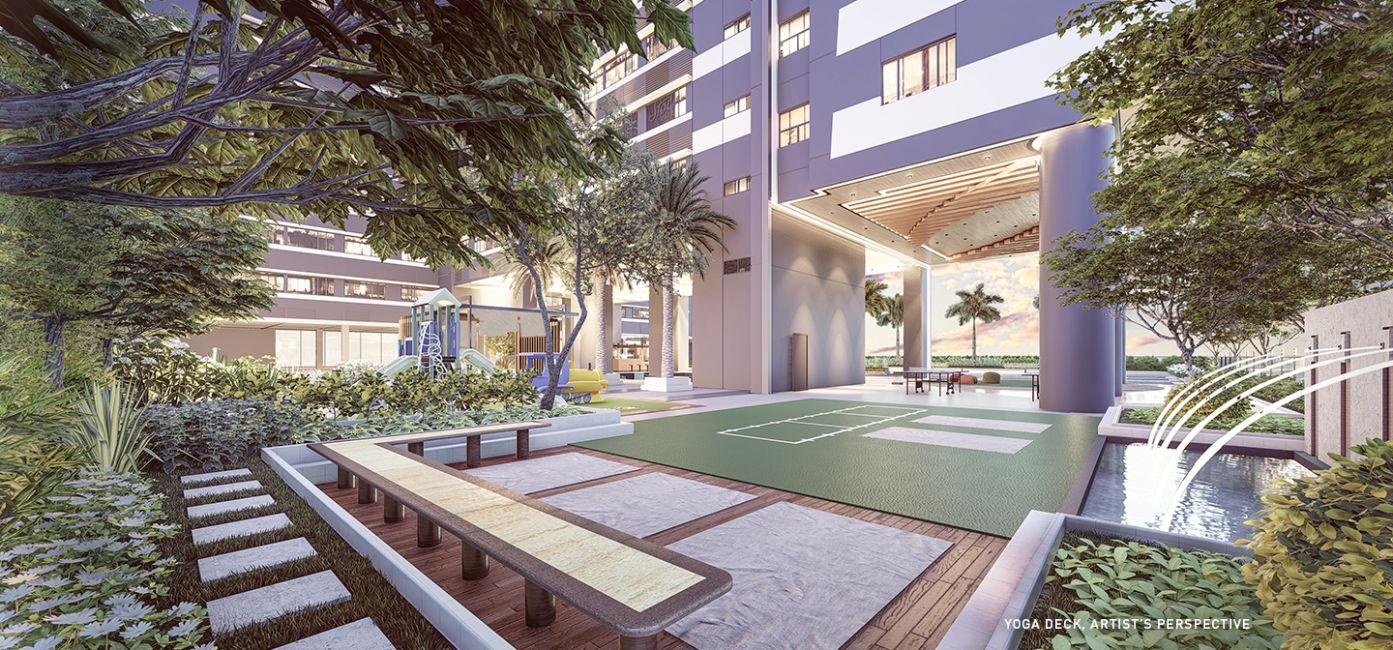 Condominium Gem Residences in Pasig