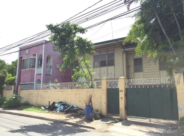 House and Lot 12 August St. in Quezon City