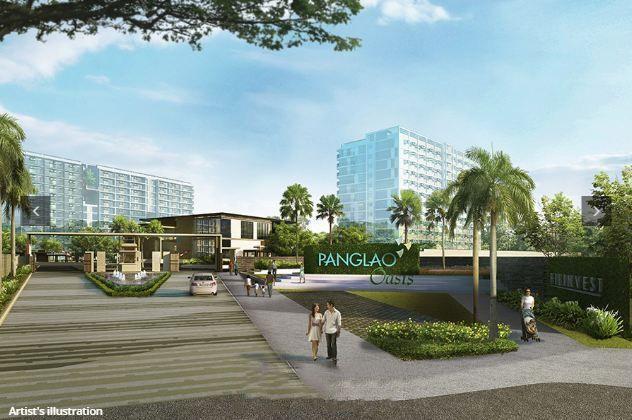 Condominium Panglao Oasis in Taguig