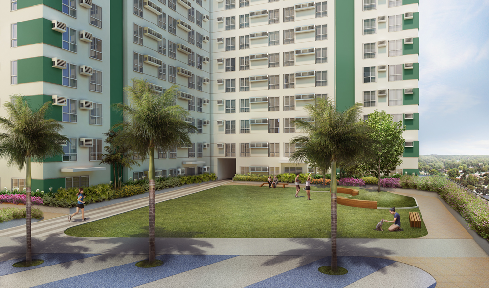 Condominium Palatine At Solinea in Cebu