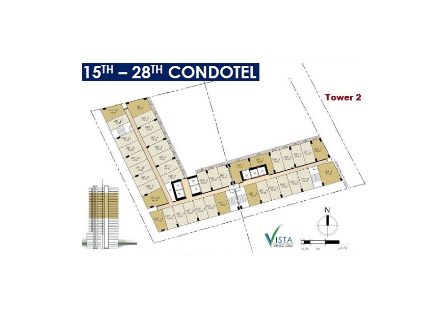 Condominium Suarez Residences Cebu in Cebu