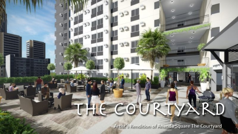 Condominium Ananda Square in Las Piñas