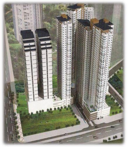 RFO Condominium  Pioneer Woodlands in Mandaluyong