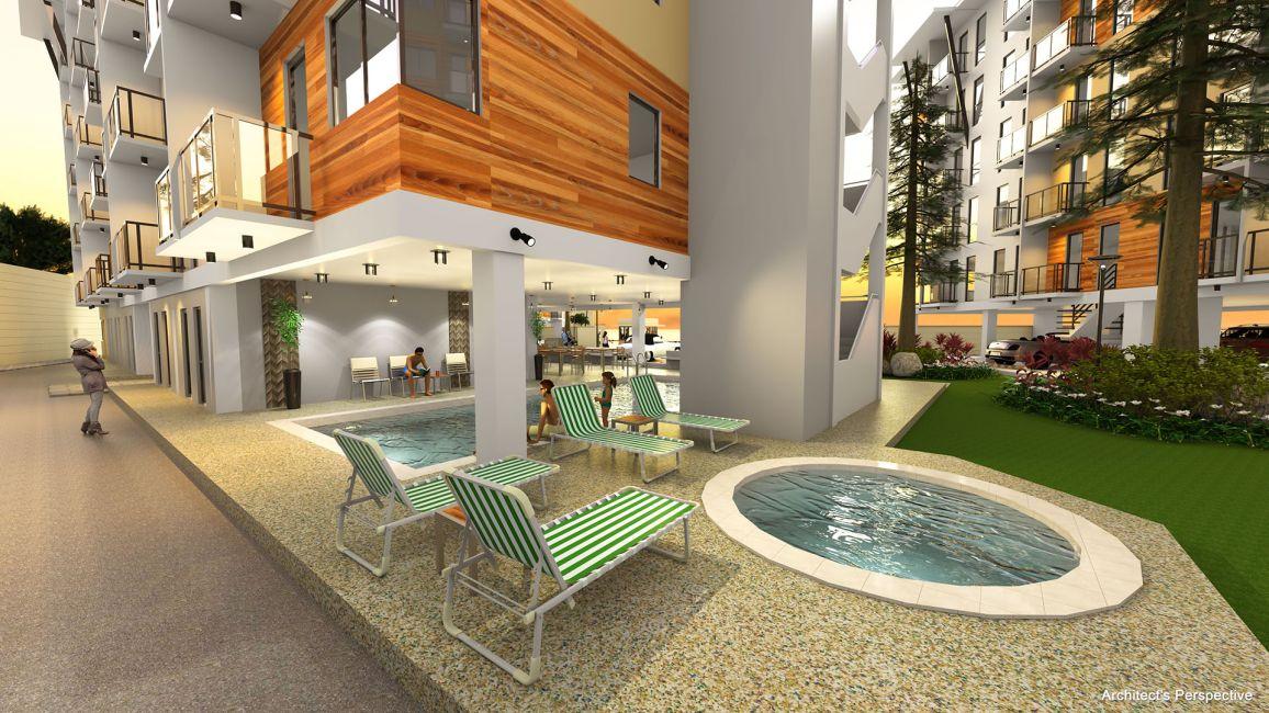 Condominium Alpina Heights in Parañaque