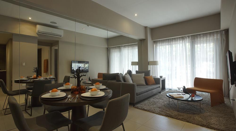 1 Bedroom for sale unit in Alabang - Bristol at Parkway Place in Muntinlupa