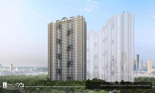 Condominium Kai Garden Residences in Mandaluyong