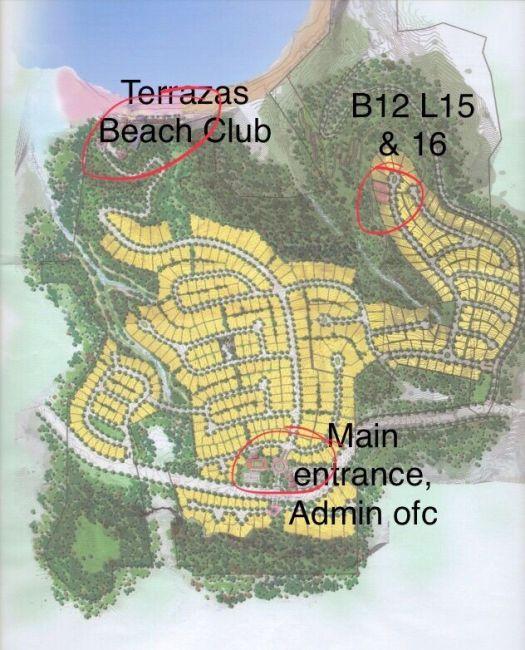 Land 672sqm Lot in Nasugbu